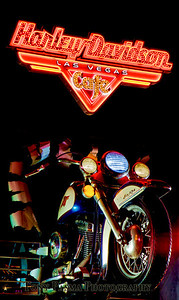 Harley Davidson Cafe, Las Vegas, NV