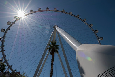 The High Roller Observation Wheel - Las Vegas, Nevada
