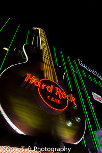 Hard Rock Cafe - Night