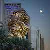 The Lion and the Moon, Las Vegas.