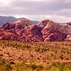 Red Rock Canyon, Nevada  09/01/07 Nevada Desert SW of Las Vegas