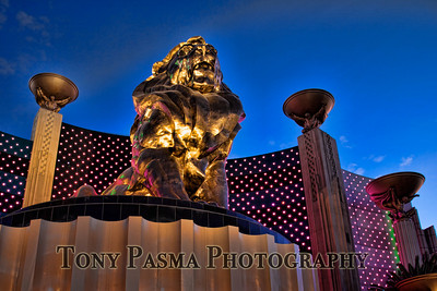 MGM Grand Hotel & Casino, Las Vegas, NV