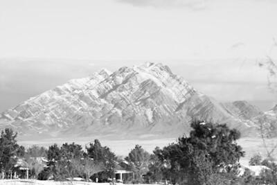 2008 Vegas Snow Storm