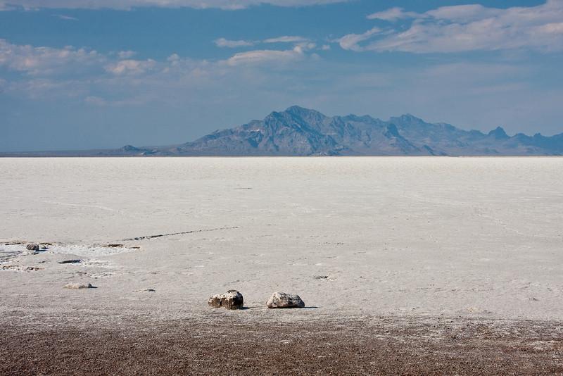 Bonneville Salt Flats<br /> <br /> Photo by Deb
