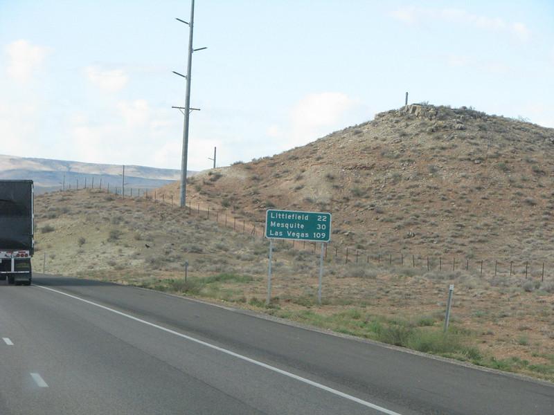 We'll be stopping in Mesquite for breakfest.