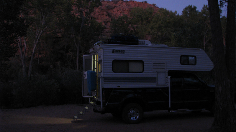 10/02/2009<br /> Our first full day inside Zion NP,we're getting a early start.