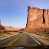On the Road to Arches NP