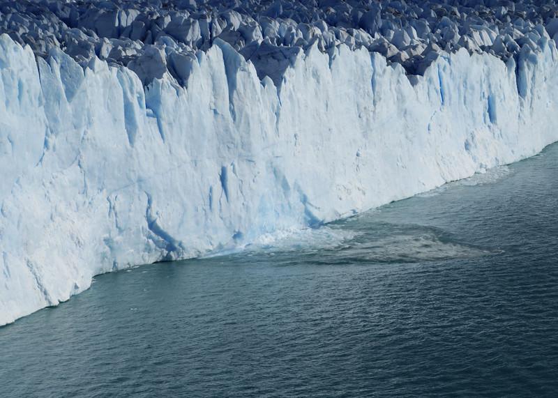 An ice break-away