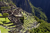 Machu Picchu, looking at the Eastern Urban Sector