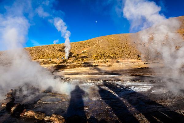 Geiser del Tatio, Atacama