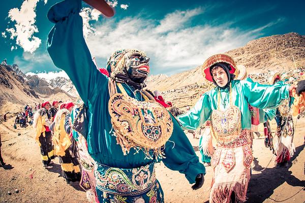 Qoyolluri'ti Festival - Peru 2014