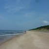 The spectacular and desolate Baltic coast