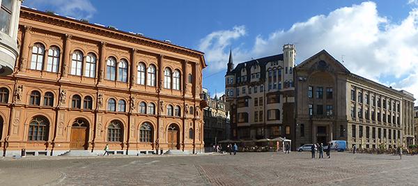 Doma Square, Riga, Latvia