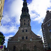 St. Peter's Cathedral, Riga, Latvia
