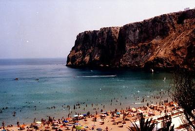 Keimado beach, Al Hoceima Morocco.