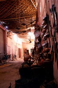 Bazar. Taroudant Moroco