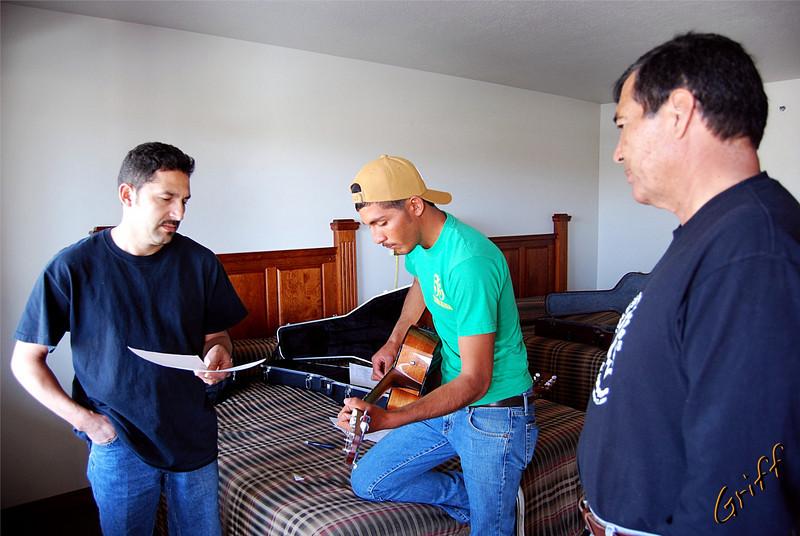 Three Practicing*S