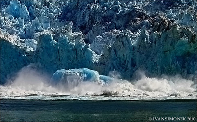 """THE EVENT 2"",LeConte glacier,Alaska,USA."