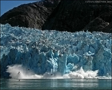 """THE EVENT 1"",LeConte glacier,Alaska,USA."