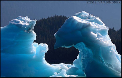 """ICEBERG #3"",LeConte bay,Alaska,USA."