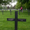 German cemetery at Neuville- Ste Vaast - across the road from the Maison Blanche