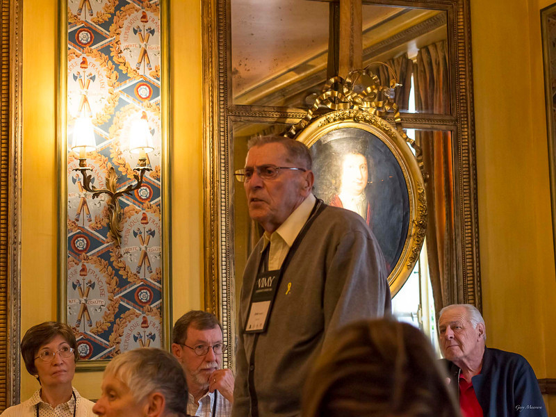 John Newell adds some personal recollections of his time in France.