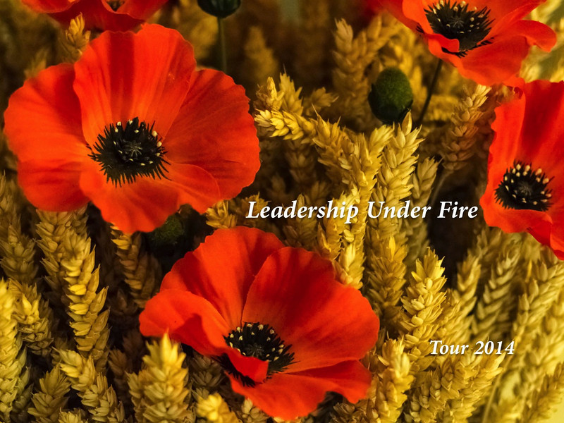 Vimy - Leadership Under Fire 2014
