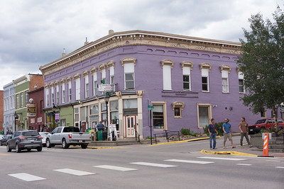 A day in Leadville, Colorado.