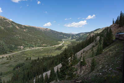 A day in Leadville, Colorado.
