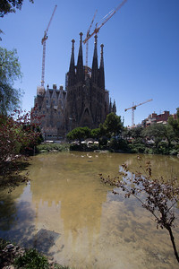 under construction beginning in 1882, you bet. The Sagrada Familia Cathedral in Barcelona is a wonder to behold. Expected completion is still over 10 years away. This is our 3rd visit and it never ceases to amaze.
