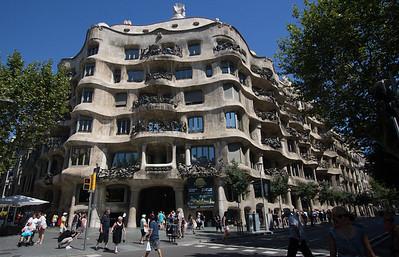 one of the amazing works of Antoni Gaudi