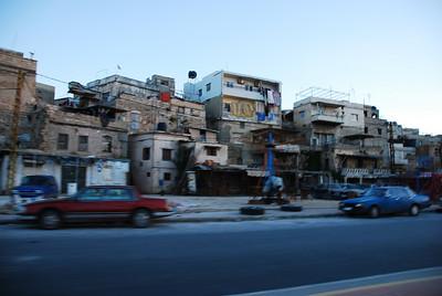 Street scene in Sidon.