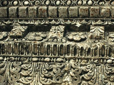 Roman frieze at Baalbek, Lebanon