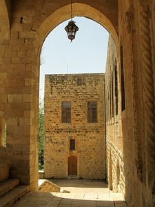 Beiteddine Palace, Jebal Lebnan, Lebanon