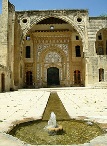 Beiteddine Palace, Jebal Lebnan, Lebanon.