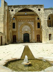 Beiteddine Palace, Jebal Lebnan, Lebanon.