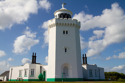 Mrs Knotts tearoom at South Foreland Lighthouse
