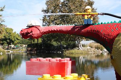 Legoland Dec 2009
