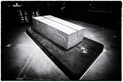 Tomb of Richard III, Leicester Cathedral