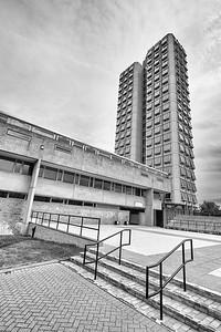 Attenborough building, Leicester Uni.