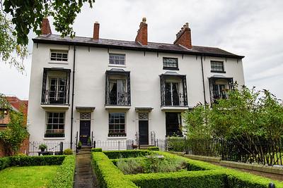 Georgian Houses, New Walk, Leicester
