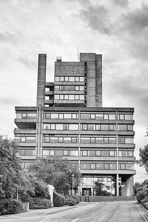 Charles Wilson Building, Leicester Uni