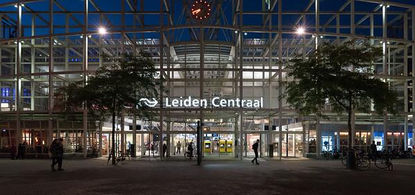 Leiden and Alittle Amsterdam