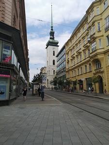 Streets of Brno...
