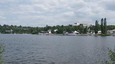 Brno water reservoir...