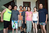 Group photo: Kenji Ohmura (Fisheye), Ryan Canon (Reef Photo & Video), Eric Cheng (Wetpixel), Aey Komson and Mean Mora (FiNS), Jacquelin and Edward Lai (Nauticam)