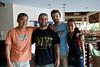 Eric Cheng with Mike Veitch, Simon Buxton and Zehn Buxton