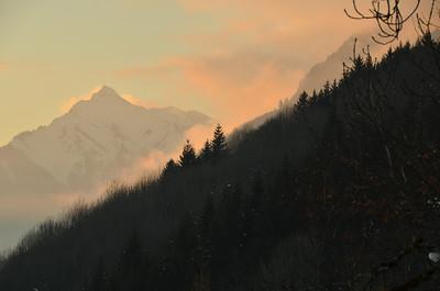 Les Morillons, Haute-Savoie, France