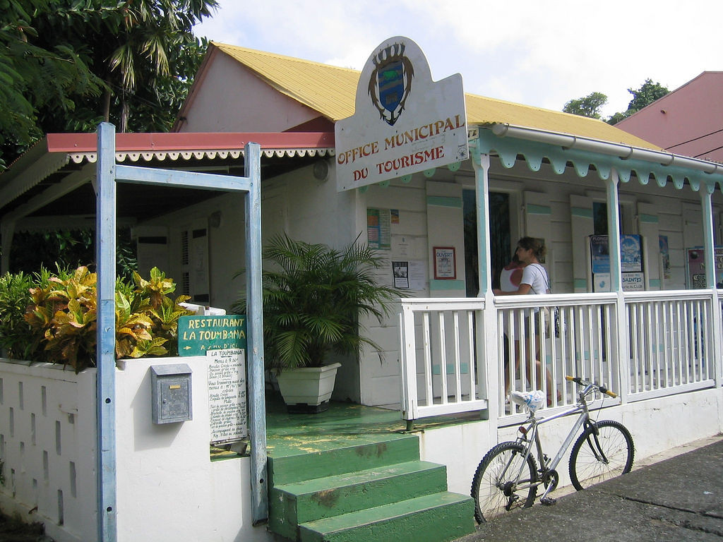 The tourism office. Chock full of helpful information and people.