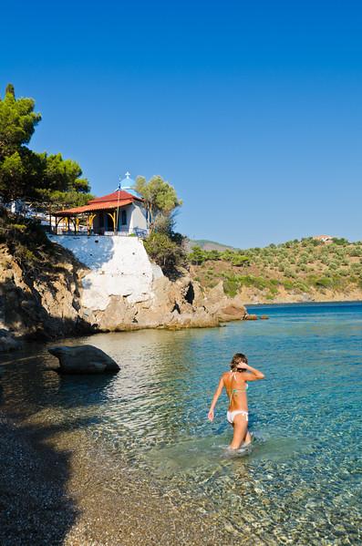 Agios Ermogenis, Lesvos, Greece